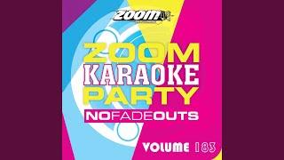 "Video thumbnail of ""Zoom Karaoke - Careless Hands (Karaoke Version) (Originally Performed By Des O'Connor)"""