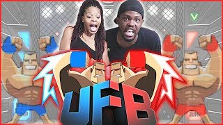 THE HIGHLY EMOTIONAL WRESTLING MATCH! - Ultra Fighting Bros | Mobile Series Ep.27