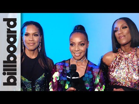 En Vogue Talks About New Album 'Electric Cafe' & Diversity of Genres in Their Music | BBMAs 2018
