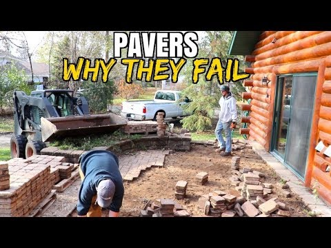 , title : 'How NOT to Build with Pavers-  Why They FAIL! *DIY your own successful paver project'