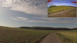 FPV DRONE MultiRotor - Teste Inav Alt_Hold.