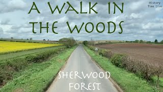 A Brief History of Sherwood Forest