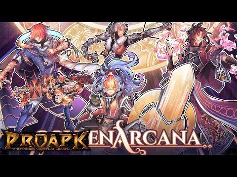 Golden Arcana: Tactics Android Gameplay
