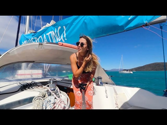 Sailing The Whitsunday Islands Ep. 87