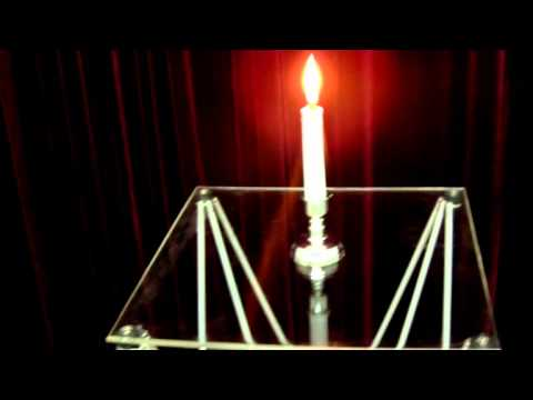 Remote Control Candle by JC Magic Stage