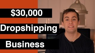 Start A $30,000 / Month Droppshipping Business