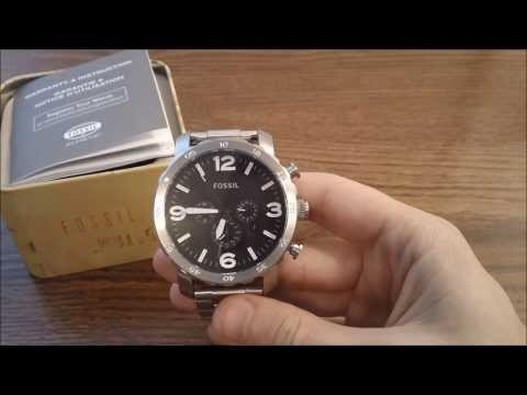 Fossil Nate Review Best Watches Under 200