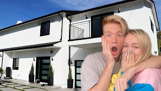 WE FOUND OUR NEW DREAM HOUSE??