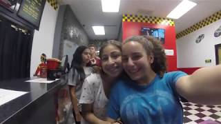 Go Karting and Laser Tag!