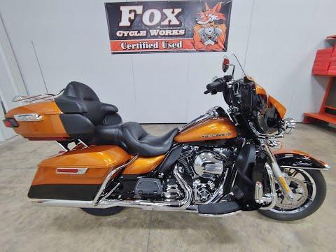 2014 Harley-Davidson Ultra Limited in Sandusky, Ohio - Video 1