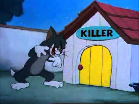 Tom & Jerry - Evil laugh