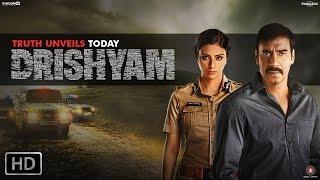 Drishyam Official Trailer  Ajay Devgan