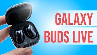 Samsung Galaxy Buds Live im Test - Außergewöhnlich gut? Unser Eindruck - (review) - Testventure
