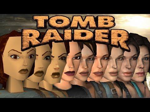 hqdefault - Pues si que ha evolucionado bien Lara Croft con los años