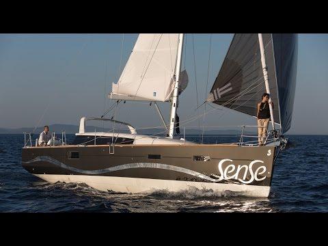 Beneteau America Sense 50 video
