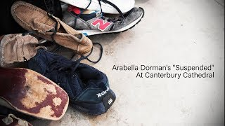 Arabella Dorman's Suspended