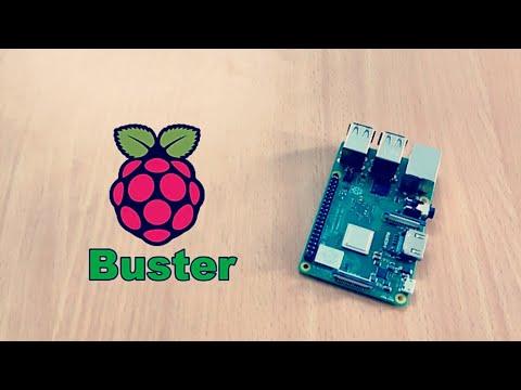 Install Raspbian Buster on Raspberry pi 3B / 3B+ | New Raspbian with Raspberry pi 3