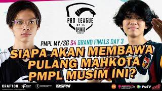 [BM] PMPL MY/SG SEASON 4   Grand Finals D3 : Siapa akan membawa pulang mahkota PMPL musim ini?