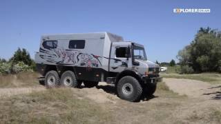 4X4 Off road trucks, trailers, campers compilation