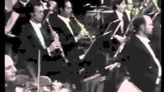 Beethoven's Piano Concerto No. 5, 'Emperor' pt. 1, Arthur Rubinstein, Alexander Schneider, JSO
