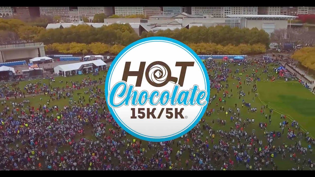 2022 Allstate Hot Chocolate 5k/15k