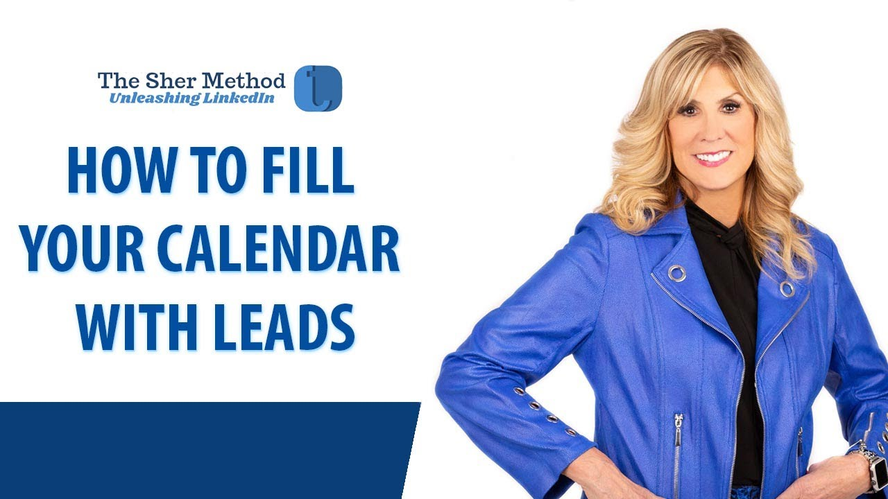 Fill Your Calendar With Calls and Leads