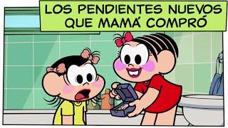 Los Pendientes Nuevos Que Mamá Compró   Mónica Y Sus Amigos