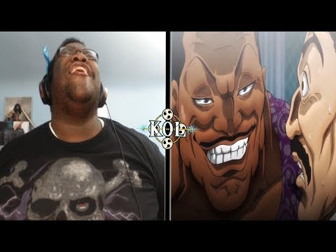 THIS SHOW IS GOING TO GIVE ME A HEART ATTACK! Baki ONA 2018 Episode 13 - 16 ⚡ KOL LIVE REACTION