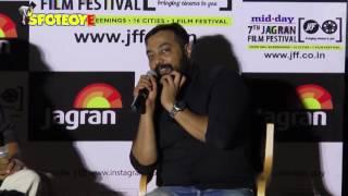 UNCUT Part 01  Anurag Kashyap At Jagran Film Festival  SpotboyE