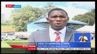 KTN Prime: Employment and Labor Relations court nullifies the Doctors' strike terming it illegal