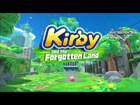 Kirby and the Forgotten Land Trailer | Nintendo Direct September 2021