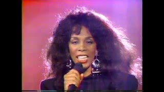 "DONNA SUMMER performs ""All Systems Go"" (1987)"