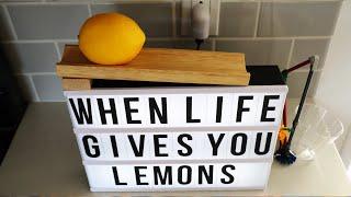 The Lemonade Machine