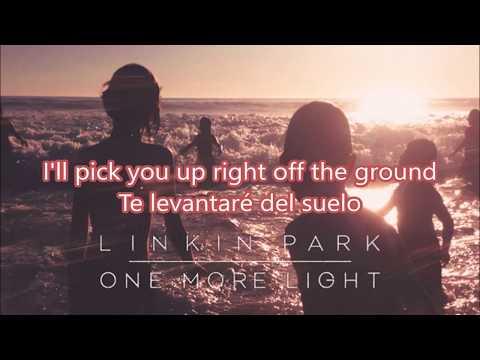 Invisible -  Linkin Park (Lyrics inglés - Español)