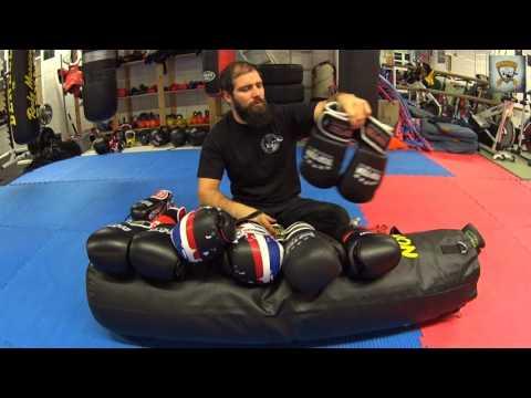 der richtige boxhandschuh