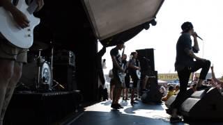 Restart - Chunk! No, Captain Chunk! - Wantagh, NY Warped Tour 2014