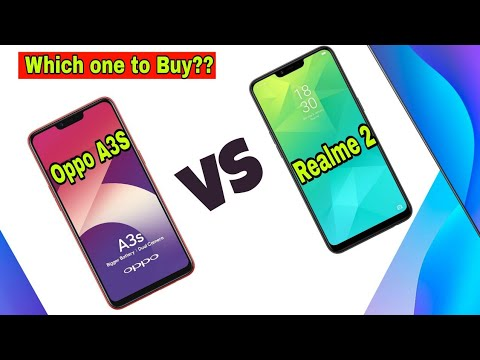 Download Realme 2 vs Oppo A3S Comparison! Which One to Buy | Check Out.... HD Mp4 3GP Video and MP3