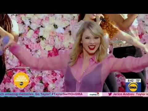 taylor swift you need to calm down live at Central Park