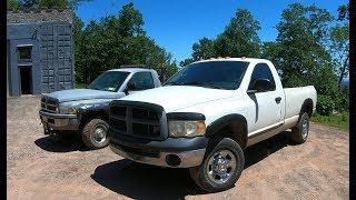 Buying a new pickup truck