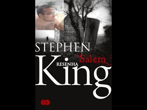 Resenha: 'Salém ou A Hora do Vampiro de Stephen King