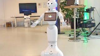 Pflege-Roboter Pepper