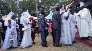 Maharusi 57 wafunga ndoa Mbeere