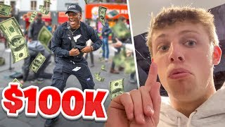 SIDEMEN SPEND $100,000 IN 1 HOUR CHALLENGE