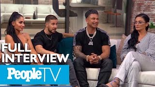 'Jersey Shore' Cast Reunites To Talk Family, Relationships And The Upcoming Season | PeopleTV
