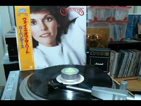 CARPENTERS  B4 「Your Baby Doesn't Love You Anymore」 from VOICE OG THE HEART