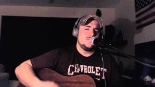 Stone Cold Sober - Brantley Gilbert COVER by Trevor Rick