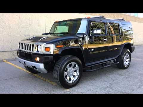 2009 H2 Hummer SUV Luxury Package - Only 22,000 Miles Mp3