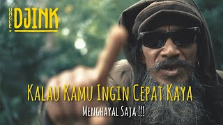 Uncle Djink Jangan Malas Malas...