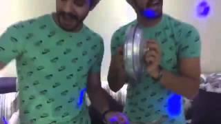 لا خلا ولا عدم التوأم عبدالله وعبدالرحمن العنزي
