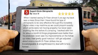 preview picture of video 'Dupont Circle Chiropractic Reviews (202) 462-8000 Washington DC 5-Star Rating From Oscar W.'